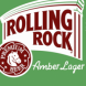 Rolling Rock Amber